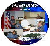 Critical Supervisory Skills in Law Enforcement Training CD